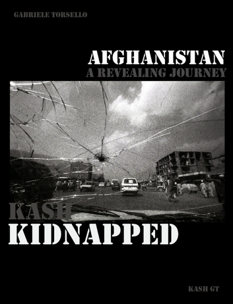 KASH KIDNAPPED - ISBN 9780954224547